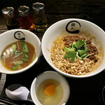 Kyouka - 汁なし担々麺〈スープ付き〉
