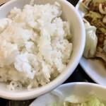 Manshinsaikan - 【'20.5】ご飯なかなか多いな