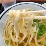 138899509 - 細麺です
