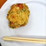 138900455 - じゃがいもの天ぷら 味のついたじゃがいもです                         美味☆絶対頼んでください