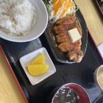 お食事処 あしび - 料理写真: