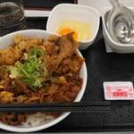 吉野家 - スタミナ超特盛丼