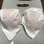 Kameokahasamukoppepan - コッペパン2個いただきました