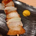 博多かわ屋 - 豚バラ