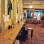 日光軒 - 佐野ラーメンと日光軒という名前から想像出来ぬスラム街的な内装が意外!