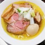 NAKAGAWA わず - おしおとたまご(鶏塩+たまご)