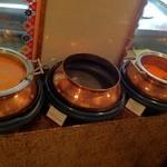 Aladdin Restaurant Indian&Pakistan - 食べ放題のカレー