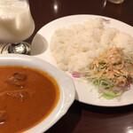 ゴングル - ゴングル南青山本店(マトンカレー)
