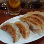 138915073 - 餃子(ニラ・ニンニク有り)