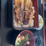 炭焼鰻 土井活鰻 -