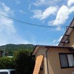 勢龍 - 可也山がすぐそこに見えます