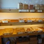 パン工房 小麦畑 -