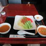 健康中華 青蓮 - 冷やし坦々麺