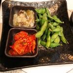 博多もつ鍋 いっぱち - 前菜