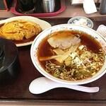 美幸飯店 - 料理写真:ラーメン定食