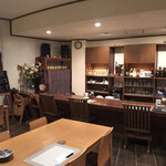キッチンイナバ - 店内