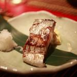 コイブミ - タチウオの焼き物