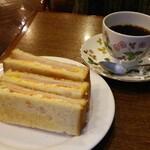kafeeikokuya - 税込550円モーニング