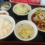 中国料理 中華圓 - 料理写真:日替わり定食