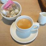 マエストロ ケイズ - コーヒー