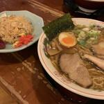 ラーメン麺工房 - 料理写真: