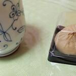 円菓 - 料理写真:栗きんとん