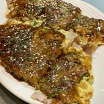 鉄板ベース 栗しん - 山芋焼