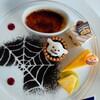 Esudainingu - 料理写真:ハロウィン❣️ デザート パイナップルは 富士山