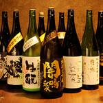 なにわの台所 いたち - 本日の日本酒