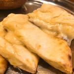 Nansuteshon - ハニーチーズナン