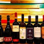 ピアチェーレ - こだわりのイタリアワイン