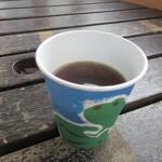 シュクレペール - サービスの紅茶