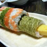 仙台国際ホテル デリカショップ - 東京スカイツリー風太巻き(1200円)