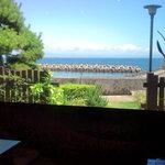 竹屋 - 窓から海が見えます