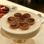 ラ・ブーレット - チョコタルト