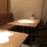 138951919 - テーブル席