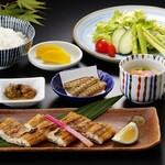 白柳荘 - 料理写真:鰻【白】