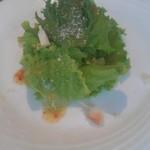 Kitchen GOOD!! - ランチコースのサラダ