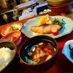 Mimasuyaokudohan - 西京焼きの定食