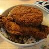 敦賀ヨーロッパ軒 - 料理写真:デラックス丼