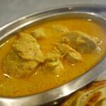 スリマンガラム - チキンカレー