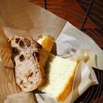 MOKICHI TRATTORIA - パンが 美味しい☆☆☆