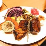 BBQ RIBS MAMMOTH - ビーフLAカット