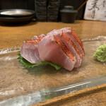 酒囲屋本店 - 金目鯛のお刺身⋆*