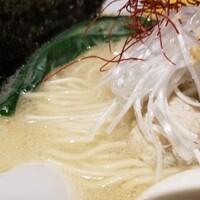 塩生姜らー麺専門店 MANNISH-鶏(略)もぐらー麺
