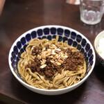 自家製麺と自然派食材 晴耕雨読 -