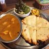 Spice食堂 - 料理写真:えびマサラカレー