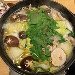 達磨 - ふぐ鍋