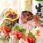 花雪 - GoToEat,赤坂,居酒屋,和食,個室,しゃぶしゃぶ,海鮮,肉寿司,刺身,三時間飲み放題,二次会,完全個室,地酒,日本酒,魚介