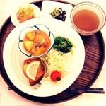 カフェ 陽溜 - 日替わりランチがリニューアル☆(限定20食)